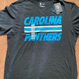 Xxl panthers shirt